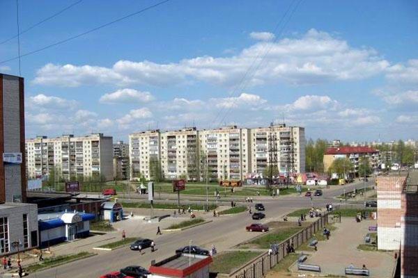 Тутаев. Такси из Москвы в населенный пункт Тутаев