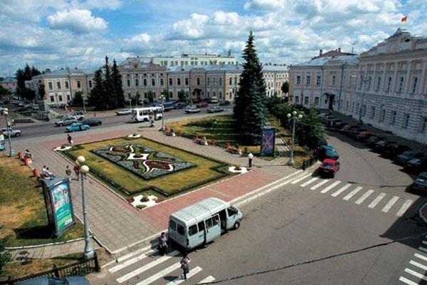 Тверь. Такси из Москвы в населенный пункт Тверь