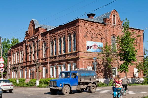 Южа. Такси из СПб в населенный пункт Южа