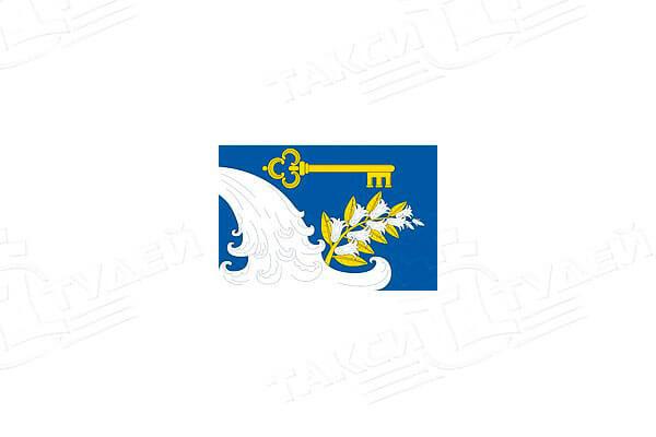 Ульяновка: герб. Ульяновка - заказать такси