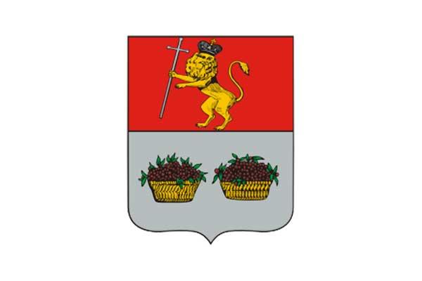 Юрьев-Польский: герб. Юрьев-Польский - заказать такси