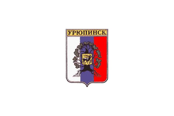 Урюпинск: герб. Урюпинск - заказать такси