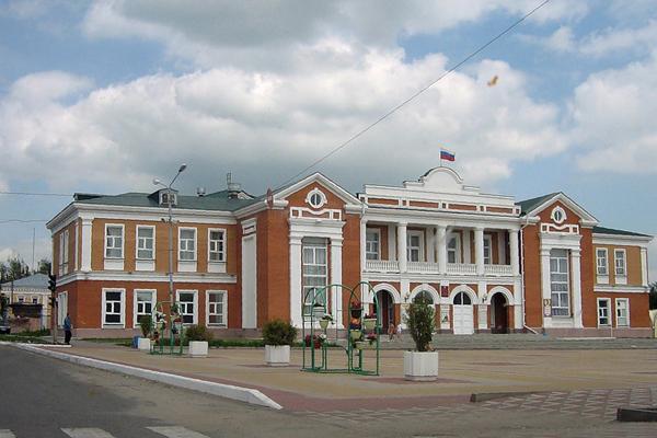 Усмань. Такси из Москвы в населенный пункт Усмань