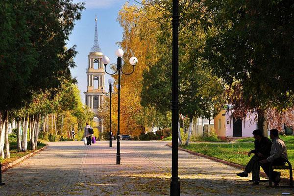 Венев. Такси из Москвы в населенный пункт Венев