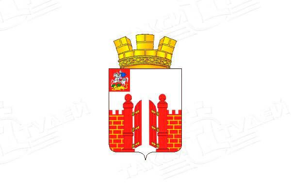 герб города Верея. Заказать такси в Верею