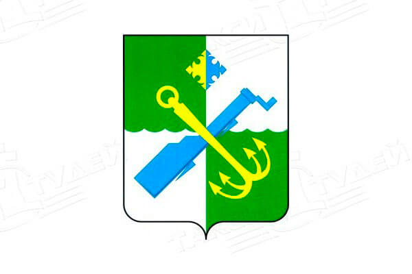 герб Подпорожского района. Заказать такси в Винницы