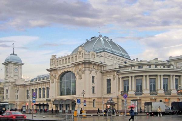 Заказать такси на Витебский вокзал