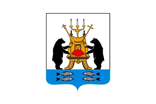 Великий Новгород: герб. Великий Новгород - заказать такси