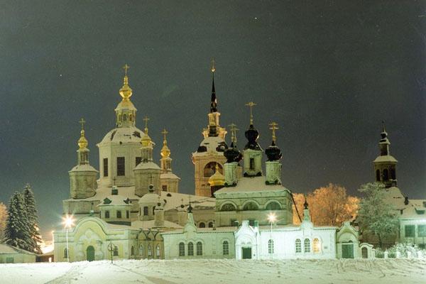 Великий Устюг. Такси из Москвы в населенный пункт Великий Устюг
