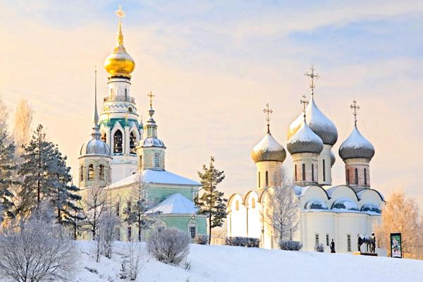 Вологда. Такси из Москвы в населенный пункт Вологда