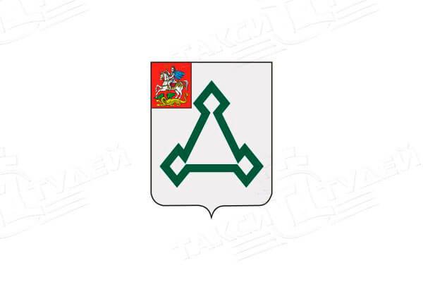 герб города Волоколамск. Заказать такси в Волоколамск