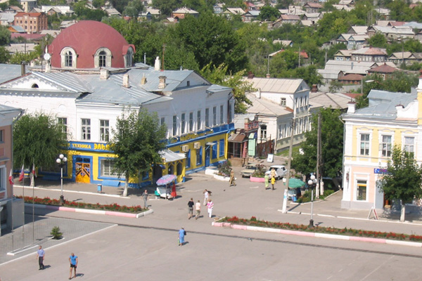 Вольск. Такси из Москвы в населенный пункт Вольск