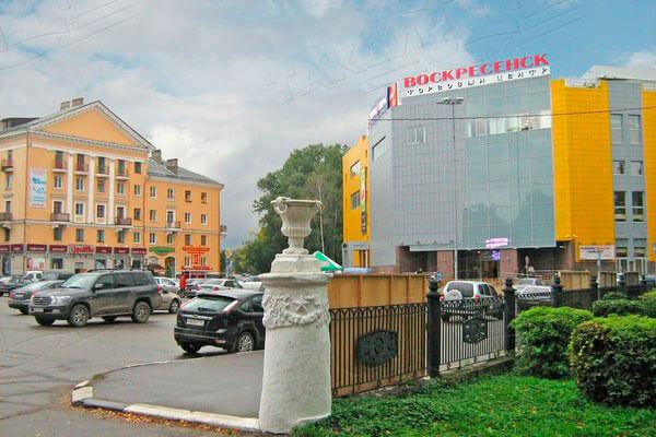 Воскресенск. Такси из Москвы в Воскресенск