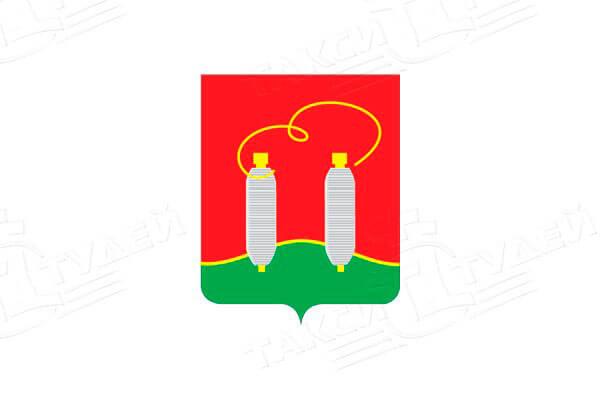 герб города Высоковск. Заказать такси в Высоковск