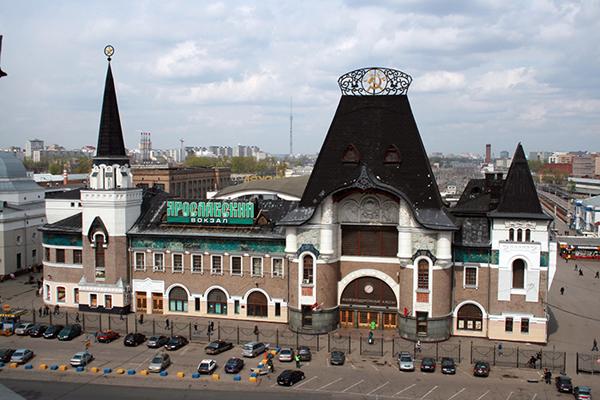 Заказать такси на Ярославский вокзал