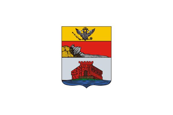Задонск: герб. Задонск - заказать такси