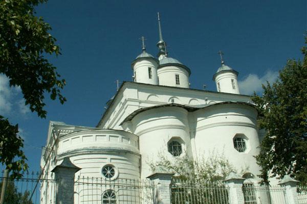 Заволжск. Такси из Москвы в населенный пункт Заволжск
