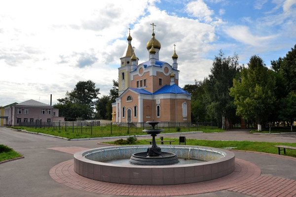 Змиёвка. Такси из Москвы в населенный пункт Змиёвка