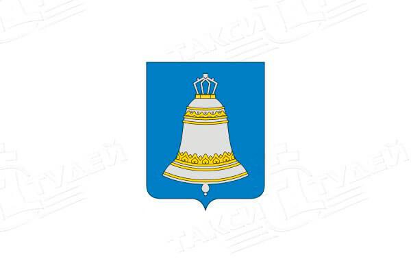 герб города Звенигород. Заказать такси в Звенигород