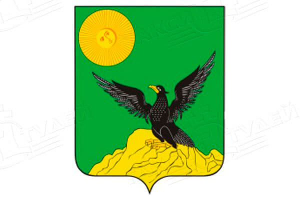 герб города Кингисепп. Заказать такси в Кингисепп