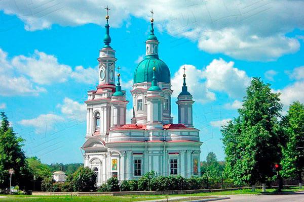 Кингисепп. Такси из Москвы в населенный пункт Кингисепп
