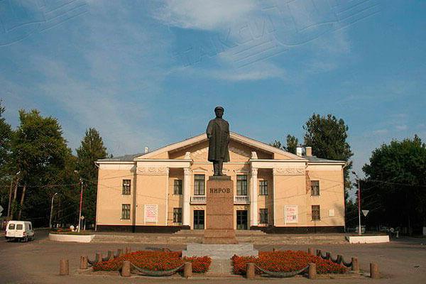город Кировск. Такси из Санкт-Петербурга в Кировск