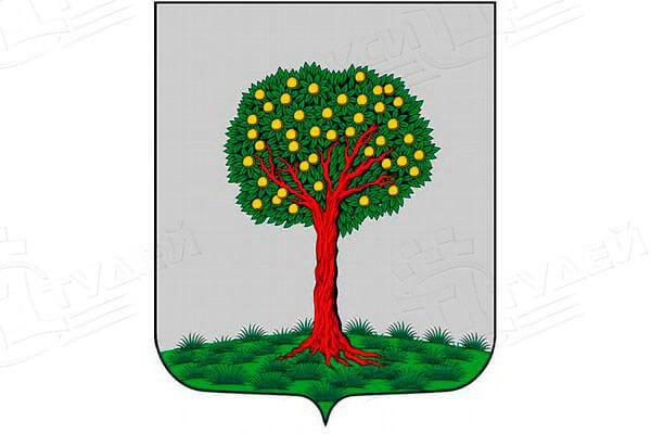 герб города Ломоносов. Заказать такси в Ломоносов
