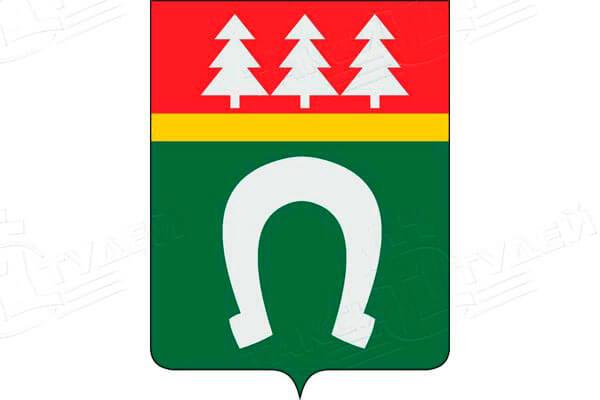 герб города Тосно. Заказать такси в Тосно