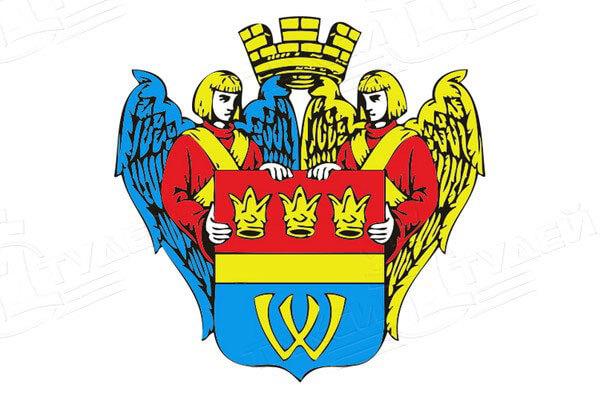 герб города Выборг. Заказать такси в Выборг